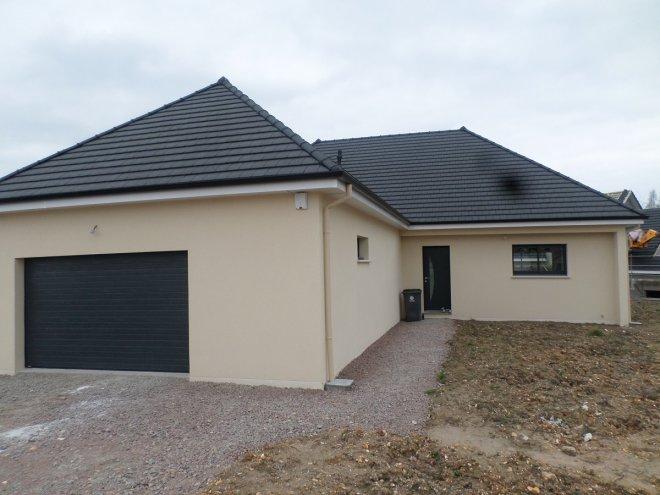 Maison de plain pied  Gouy  (76)