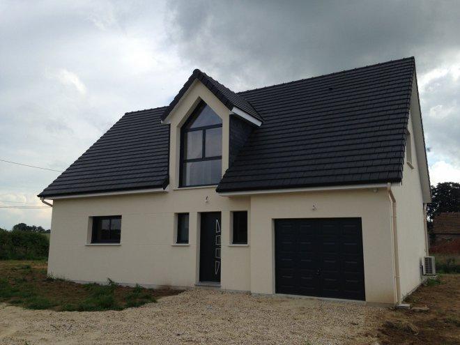 Maison à étage  Saint-Pierre-Lavis  (76)