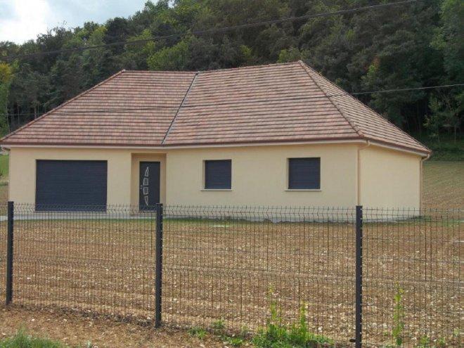 Maison de plain pied  Heudreville-sur-Eure  (27)