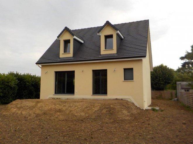 Maison à étage  Garennes-sur-Eure  (27)