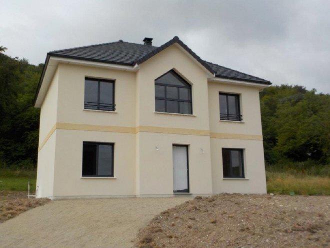 Maison à étage  La Croix-Saint-Leufroy  (27)
