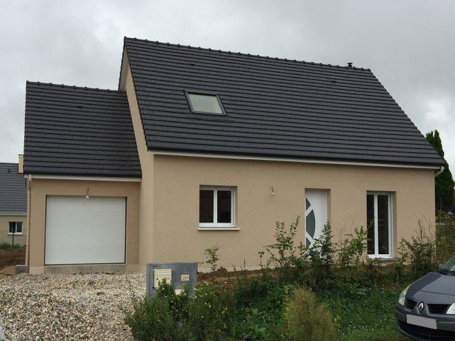 Maison à étage  Beuzeville-la-Grenier  (76)