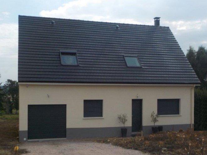 Maison à étage  Bourg-Achard  (27)