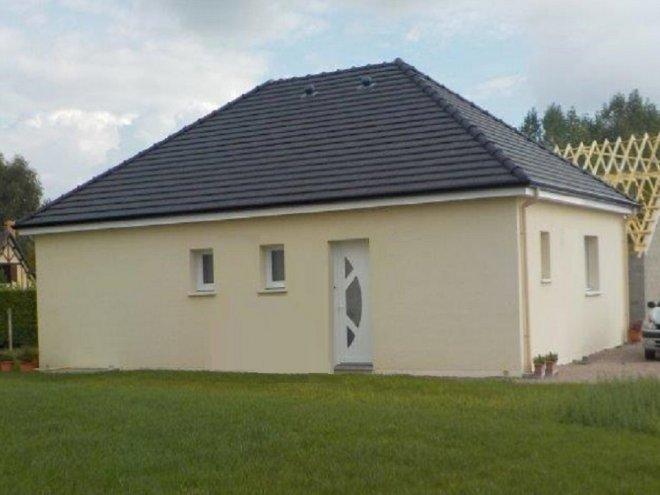 Maison de plain pied  Bourgthéroulde Infreville  (27)