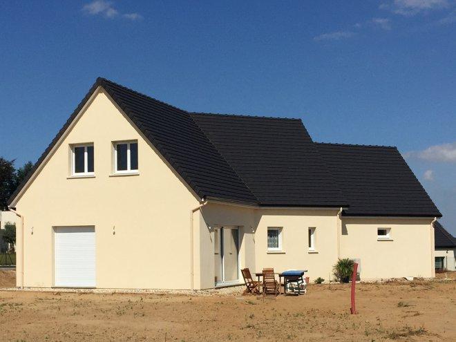 Maison à étage  Turretot  (76)