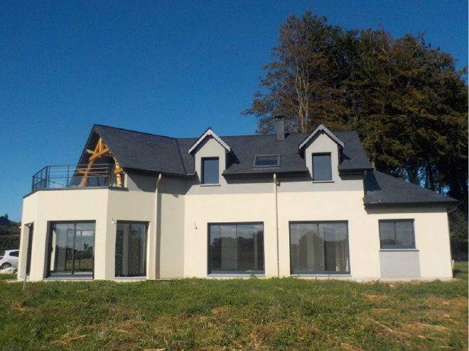 Maison tage 76 15076 gueudry for Meilleur constructeur maison 78