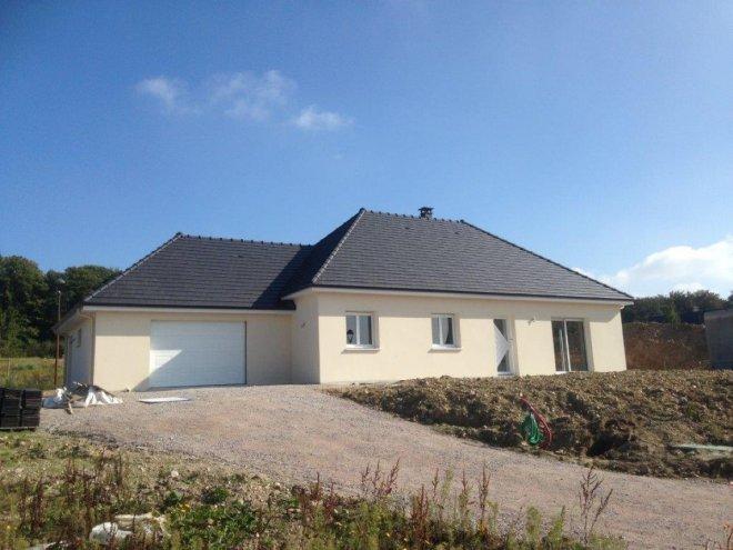 Maison de plain pied  Notre-Dame-de-Gravenchon  (76)