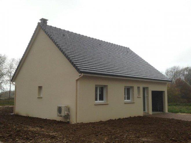 Maison de plain pied  Grémonville  (76)