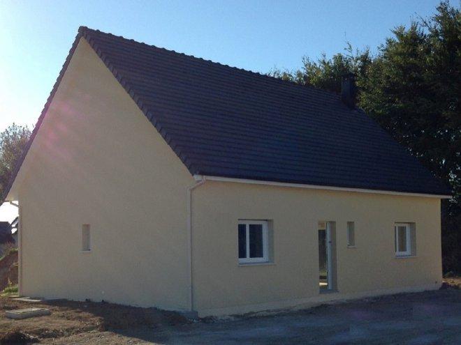 Maison de plain pied  Daubeuf-Serville  (76)