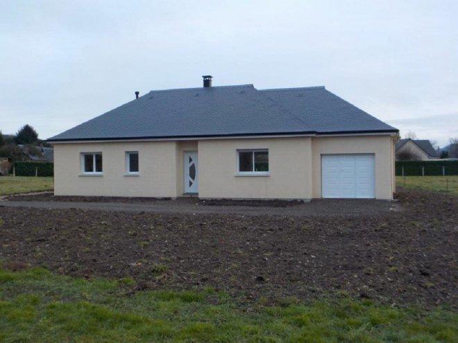 Maison de plain pied  Appeville-Annebault  (27)