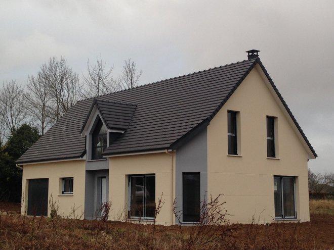 Maison à étage  Saint-Antoine-la-Forêt  (76)