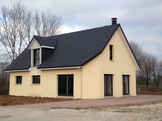 Maison à étage  Saint-Gilles-de-la-Neuville  (76)