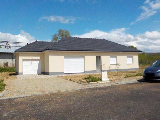 Prix maison toit plat 120m2 maison venice 4 chambres 110m for Agrandissement pavillon