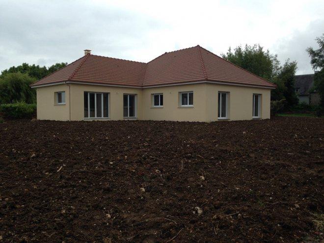 Maison de plain pied  Criquebeuf-en-Caux  (76)