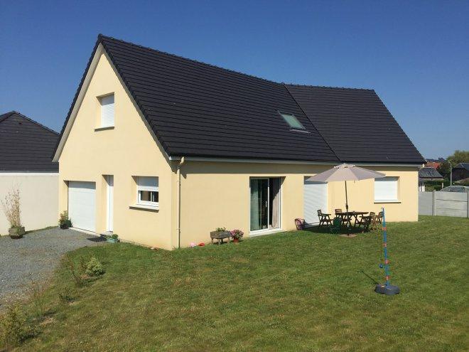 Maison à étage  Cauville  (76)