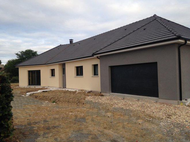 Maisons Plain Pied - Gueudry constructions