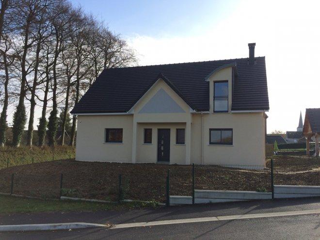 Maison à étage  Bretteville-du-Grand-Caux  (76)