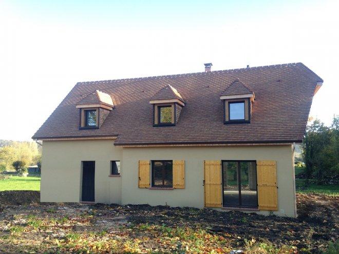 Maison à étage  Ambourville  (76)