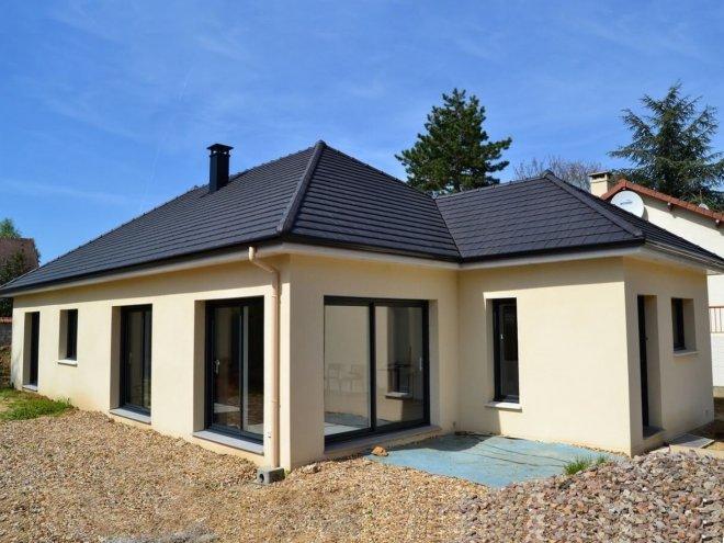 Constructeur maison contemporaine maison moderne for Constructeur maison contemporaine seine maritime