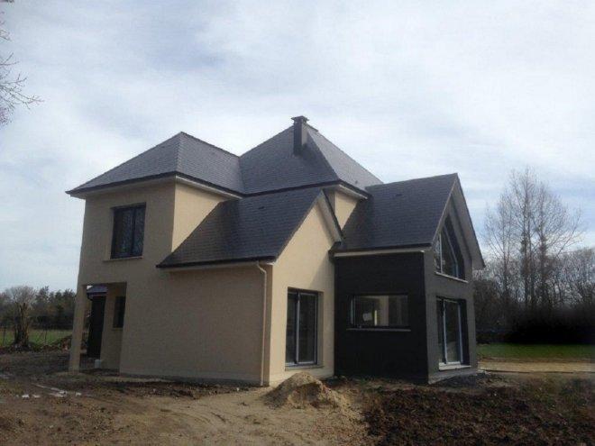 Maison à étage  Bouquetot  (27)