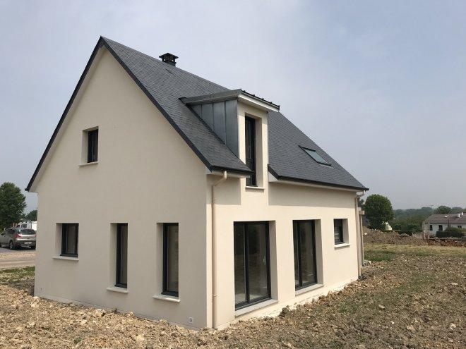 Maison à étage  Équemauville  (14)