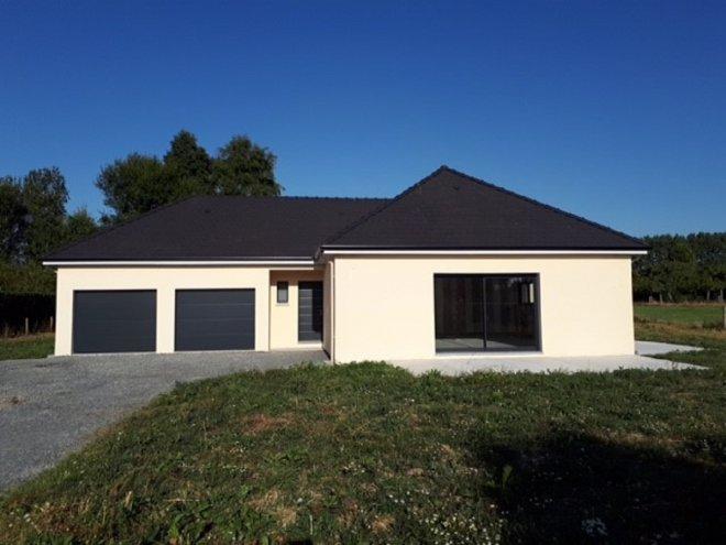 Maison de plain pied  Thérouldeville  (76)