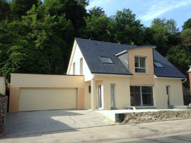Maison à étage  Caudebec-en-Caux  (76)