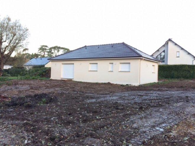 Maison de plain pied  Varengeville-sur-Mer  (76)