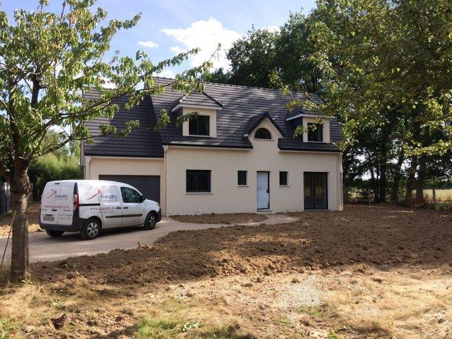 Maison à étage  Saint-Aubin-sur-Gaillon  (27)