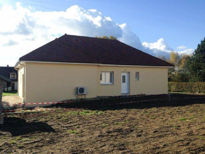 Maison de plain pied  Ectot-lès-Baons  (76)