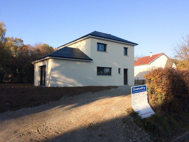 Maison à étage  La Haye-Malherbe  (27)