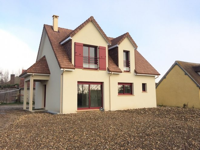 Maison à étage  Bois-Jérôme-Saint-Ouen  (27)