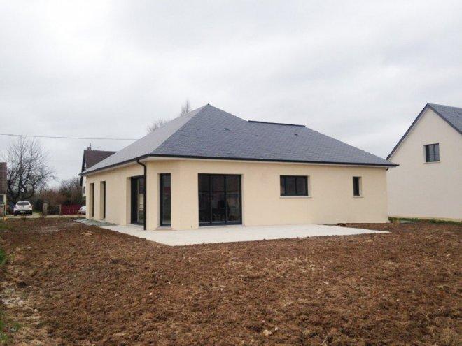 Maison de plain pied  Motteville  (76)