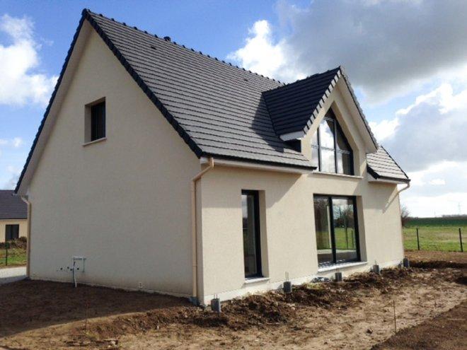 Maison à étage  Berville-en-Roumois  (27)