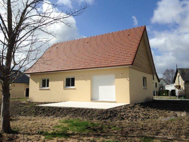 Maison de plain pied  La Mailleraye-sur-Seine  (76)