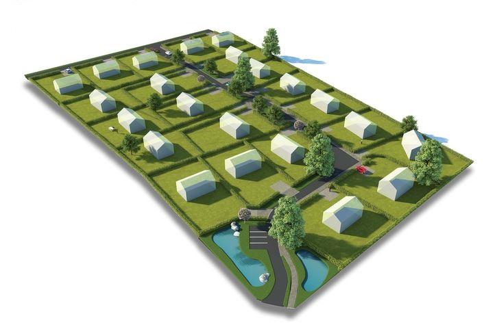 Vente terrain b tir les jardins d 39 agathe gueudry for Le jardin d agathe 19