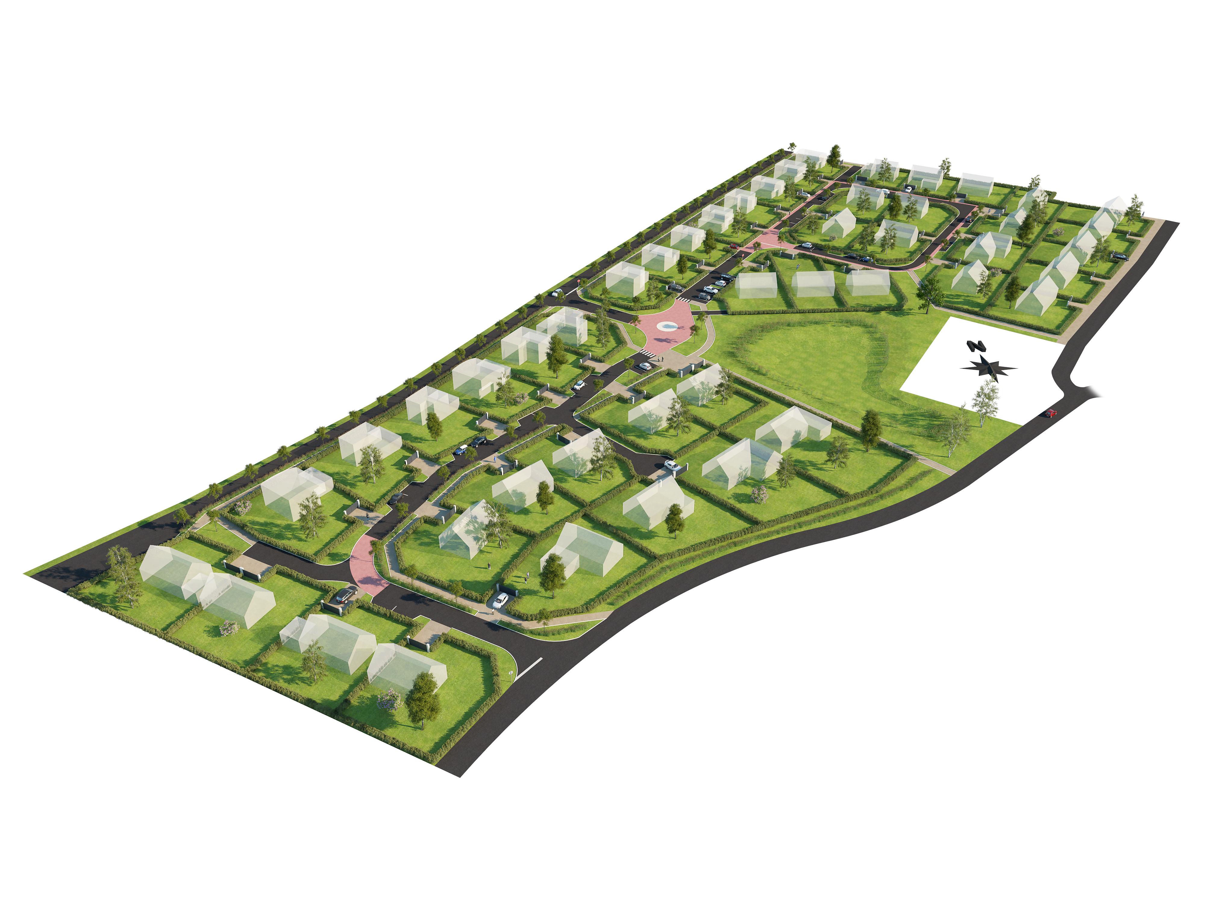 Sélection de terrains partenaires